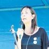 Logo Mabel Careaga de Familiares y Compañeros de los 12 de la Santa Cruz hablando sobre el negacionismo