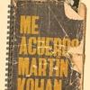 Logo Martín Kohan en El Holograma y la anchoa (Miguel Rep) 12/07/20