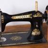 Logo Roberto Macchieraldo sobre las máquinas de coser #Singer que dejan de fabricarse en #Argentina.