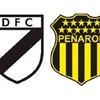 Logo PEÑAROL vs. DANUBIO