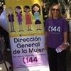 Logo Isabel Silva nos invitó a la inauguración del banco rojo en Plaza Manzana 66