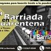 Logo Entrevista a  Matias Ayrala - La Barriada en Cuarentena - FM La Barriada 98.9