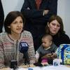 """Logo Gabriela Bauer: """"300 chicos que se deberían estar vacunando por día y no se vacunan"""""""