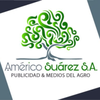 Logo #Perspectivas 2019-08-09 (viernes) Micro de Agro en @laochoam830 por Agencia Americo Suarez LT8am830