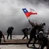 """Logo Fabiola Gutierrez: """"en Chile, el pueblo quiere ser escuchado"""""""