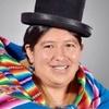 """Logo Concepción Ortiz desde Bolivia: """"Están masacrando a nuestros compatriotas"""""""
