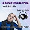 Logo La Tarde Esta Que Pela - Entrevista a Carlos Reis artista independiente de Brasil