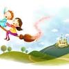"""Logo La infancia está """"libre de estereotipos"""""""