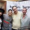 Logo Familia Real viernes 21hs Paseo la Plaza en Motivados Jueves 17Hs por Radio kilme FM 91.9 Quilmes!