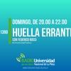Logo Programa 196 de Huella Errante (01-IX-2019)