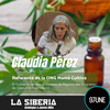 Logo La Siberia | entrevistan a Claudia Pérez, referente de la ONG Mamá Cultiva Argentina en La Plata