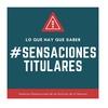 Logo #SensacionesTitulares Semana del 10 al 16/03/2020