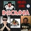 Logo Insomnia, charla con Dany Jiménez!!! 18/6/20