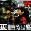 """Logo 5ª Marcha Nacional contra el Gatillo Fácil. Angélica Urquiza: """"Furia para seguir, para estar de pie"""""""