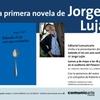 Logo Eugenia Almeida Dame Letra - Invitación a la presentación del libro Salando el río con una cucharita