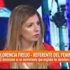 Logo Feminismo en Intrusos