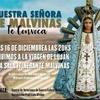 Logo La sala itinerante Malvinas recibe a la Virgen de Luján