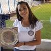 Logo Paola Soto, secretaria de desarrollo del fútbol femenino en Afa y presidenta del Consejo Federal Arg