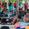 Logo 700 cubanos en huelga de hambre exigen cruzar fronteras panameñas