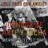 Logo Marcha del #ENAM en reclamo de justicia por #AnahíBenítez