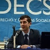 Logo Entrevista a Federico Ambroggio, abogado y profesor de derecho constitucional en FADECS