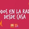 Logo Todos en la Radio, con Gimena Fuertes y Fernando Amato