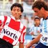 """Logo Juan Carlos Bermegui en #LTA: """"Recuerdo el gol a @ChacaOficial, fue un cabezazo lindo, un golazo"""""""