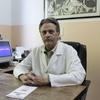Logo EV CON EL JEFE DE SERVICIO DE INFECTOLOGÍA DEL HOSPITAL MUÑIZ, DR. TOMÁS ORDUNA.
