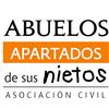 Logo Entrevista Sara PÉREZ Pte. Asoc. Abuelos Apartados de Nietos Roberto VILLALOBOS ATLAS Cintia NEVES