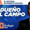 Logo A PARTIR DEL AUDIO DE UNA OYENTE NAVARRO APUNTA AL CAMPO Y A MACRI POR MATARNOS DE HAMBRE!