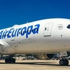 Logo Iberia compró Air Europa