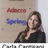"""Logo Carla Cantisani (Adecco): """"Más de 20 millones de jóvenes no trabajan ni estudian en Latinoamérica"""""""