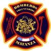 """Logo Gustavo Cid - """"Los nuevos equipos de los bomberos de La Matanza"""""""