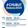Logo Debate electoral en #Chubut #EleccionesArgentina | Analía Orr