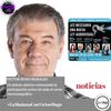 Logo Víctor Hugo sobre la Charla - Debate convocada por DOCA: ¿Es necesaria una  nueva ley audiovisual?