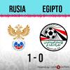 Logo Gol de Rusia: Rusia 1 - Egipto 0 - Relato de @rotananet