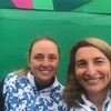 "Logo Mercedes Paz en #LTA:""Lo de Nadia Podoroska fue un triunfo del tenis femenino""."