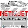 """Logo """"Sin Etiquetas"""" 5to Ciclo de Cine-Debate de Derecho a Pensar en Libertad"""