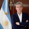 Logo El vice Ministro de la Nación Sergio Federovisky conversó con Camilo García