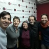 Logo Columna de la Asociación Argentina de Actores - Isabel Quinteros, Diego Coran Oria y Jorge Soldera