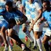 Logo Columna de Rugby con la participación de Ignacio Secco.