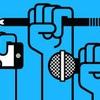 Logo Día del periodista