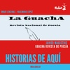 Logo HDA  Javier Magistris, editor de La Guacha por Radio a