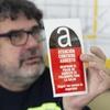 Logo Asbesto en el Subte - Beto Pianelli y Braulio Del Pozo (Metro de Madrid) 04/12/2019