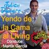Logo Julián Denaro con Martín García, 26mayo2021