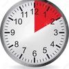 """Logo """"Diez minutos"""" (Microficción de Fabián Vique)"""
