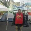 Logo Acampe piquetero en Mar del Plata, reclamando trabajo en la capital del desempleo