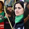 Logo Mujeres Sindicalistas de la CFT-CGT de la Argentina #8M Día Internacional de la Mujer Trabajadora