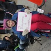 Logo Charla entre @dalesmm, @candelaMartin y @lucianapeker sobre la #WomensMarch en Washington