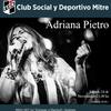 Logo ADriana Pietro en el Club Mitre